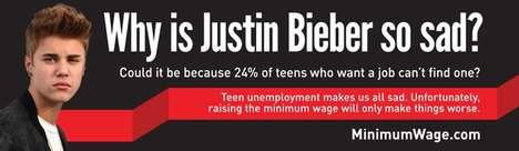 Celebrity Unemployment Ads