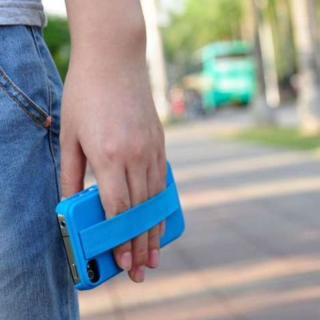 Drop-Proof Smartphone Sheaths