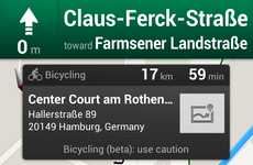 Euro-Navigating Bike Apps