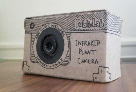 Garden-Tracking Cameras