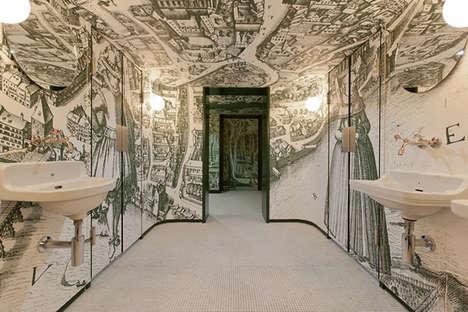 Neo-Historical Interiors