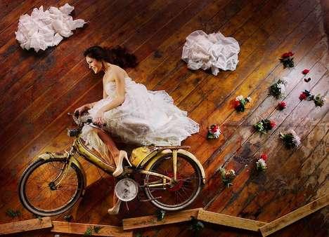 Rustic Fantasy Bridal Portraits