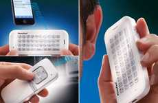 External Smartphone Remote Controls