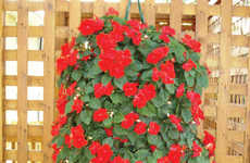 Urban Hanging Plant Growers - These 'Growing Bags' Plant Holders Are Great for Outdoor Gardening
