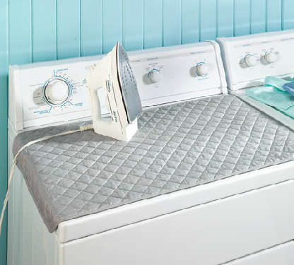Space-Saving Laundry Accessories
