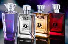 Sci-Fi Film Fragrances - Smell Out of this World with Star Trek Into Darkness Eau de Toilettes