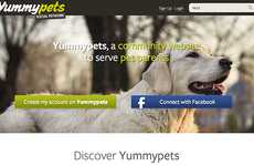 Social Pet-Focused Networks
