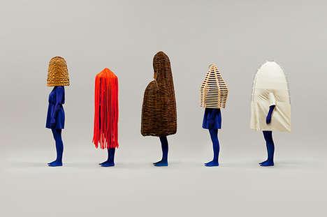 Anonymous Costume-Like Fashion