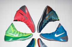 Agile Basketball Kicks - The 2013 Nike Hyperdunk Sneakers are a Super Lightweight Basketball Shoe