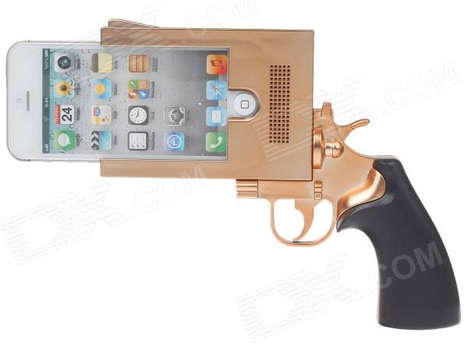 Weaponized Smartphone Cases