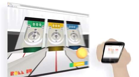Browser Based Skeeball Games