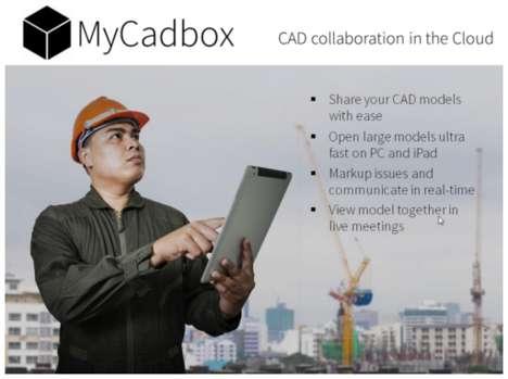 3D Design Sharing Apps