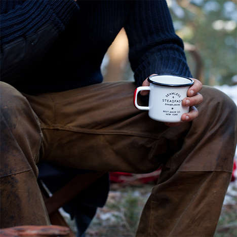 Rugged Outdoor Coffee Cups