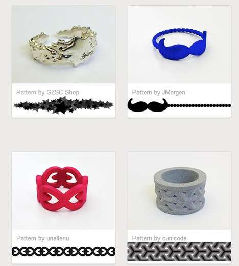 3D Ring Customization Apps