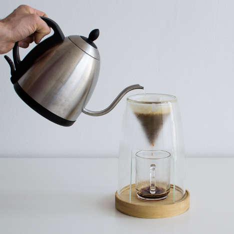 Single Brewing Coffee Kettles