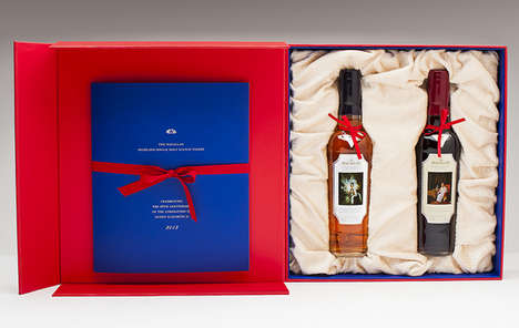Royalty-Honoring Whiskies