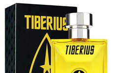 Sleek Galactic-Inspired Scents - The Star Trek Scents are Redesigned for the Star Trek Sequel