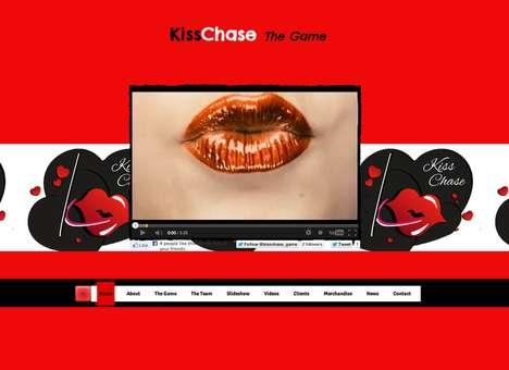 Kiss Tag Video Games