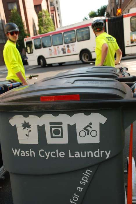 Sustainable Laundry Services