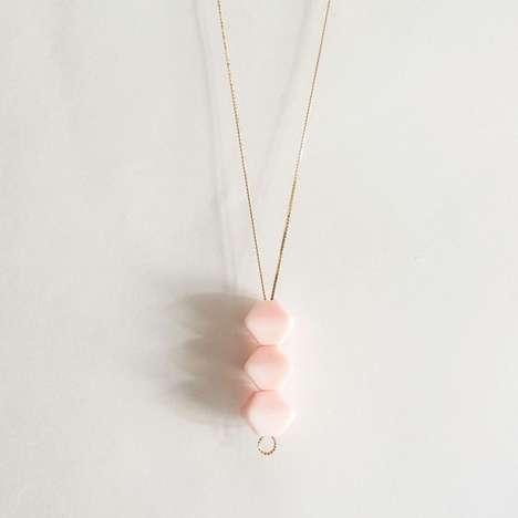 Dainty Geometric Jewelry
