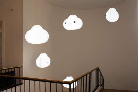 Cute Cartoonish Light Fixtures