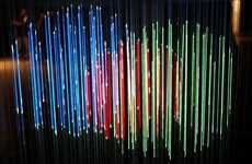 Crafty Luminous Installations