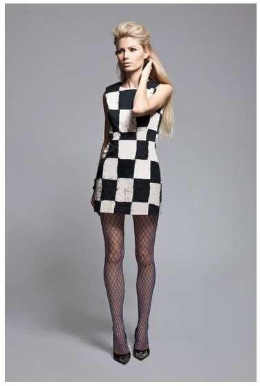 25 Chic Checkered Fashion