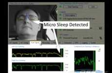 Tired Driver Safety Solutions - Seeing Machines and Caterpillar Have a New Eye-Tracking System
