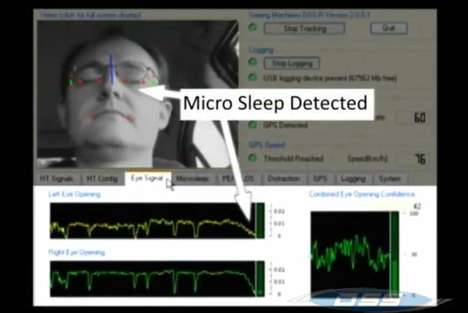 Seeing Machines and Caterpillar Have a New Eye-Tracking System