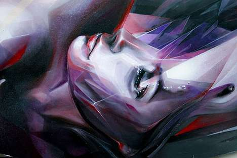 Prismatic Paradigm Paintings