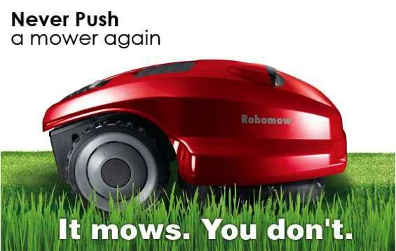 13 Convenient Lawn Mowers
