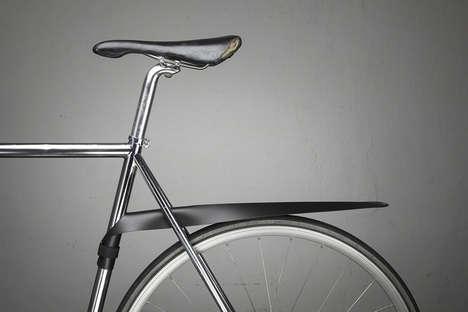 Splatter-Proof Bike Fenders