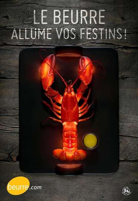 Illuminated Feast Ads