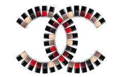 New Wave Nail Polish Ads - Les Vernis Couleurs Culte de Chanel Features the Brand's Iconic Shades