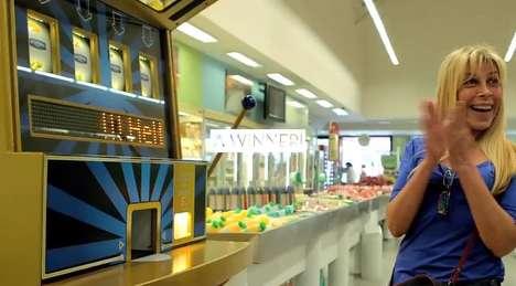 Food Slot Machine Ads