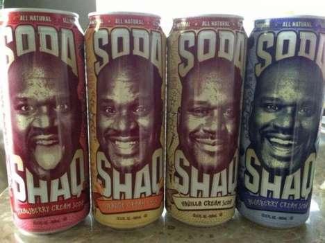 Supersized Star-Branded Soda