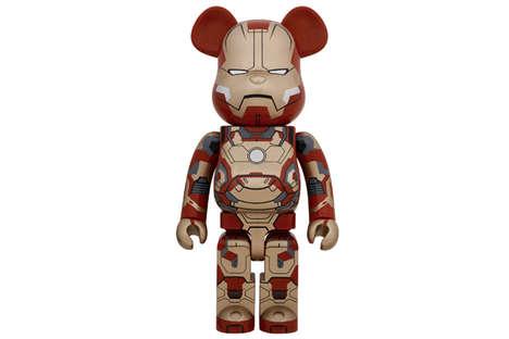 Marvel Mascot Figures