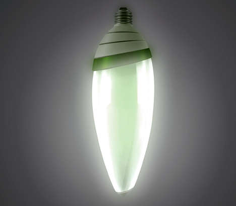 Nature-Powered Light Bulbs