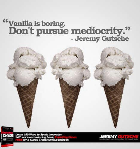 Don't Pursue Mediocrity