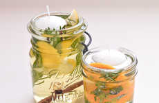 DIY Bug-Repellant Candles - The Summertime Floating Candles Stylishly Keeps Mosquitos at Bay