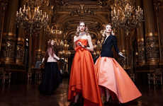 Operatic Fashion Ads