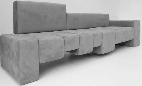Manhattan-Modelled Couches