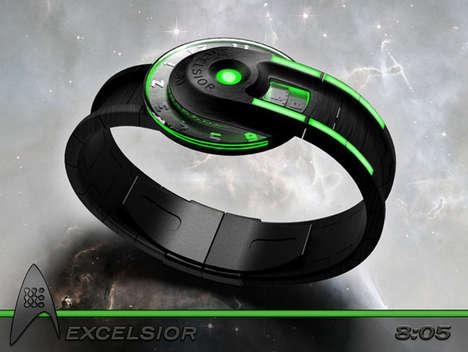 Trekkie Timepiece Concepts