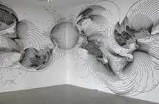 Atmospheric Arithmetic Murals
