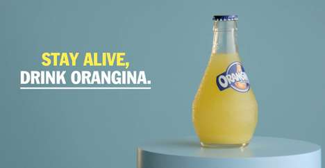 Soft Drink Survival Ads