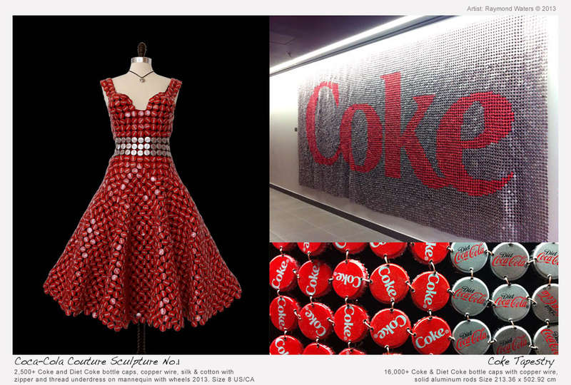 Clever Soda Couture : Raymond Waters