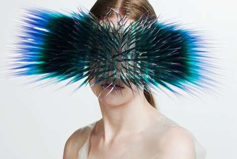 From Fiercely Spiked Clutches to Severely Spiked Headdresses