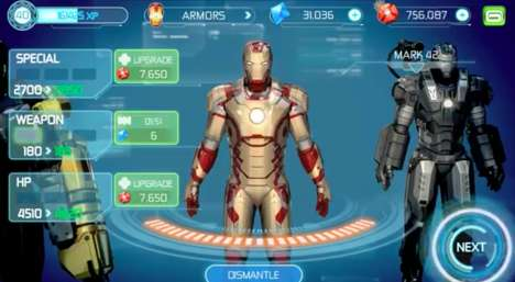 Realistic Cost Strategy Games - This Superhero Game for Android Charges You $100 for an Upgrade