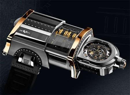 53 Luxurious Macho Timepieces