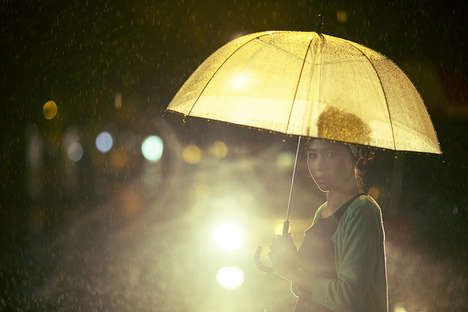 Dramatic Rainy Day Photography